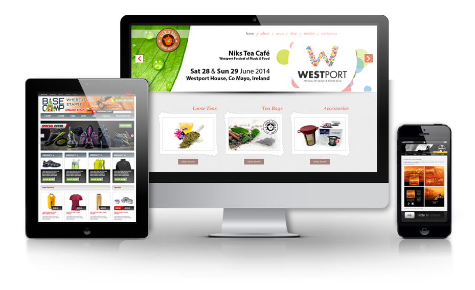 Web Design Devices