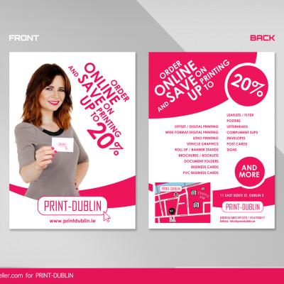 Print Dublin - Brand Identity