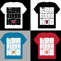 Top Floor Hub - Brand Identity