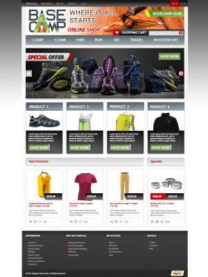 basecamp.ie - Online Shop