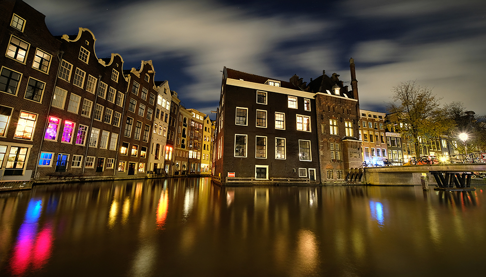 """Big City Lights Vol.1"" - Amsterdam, Netherlands"