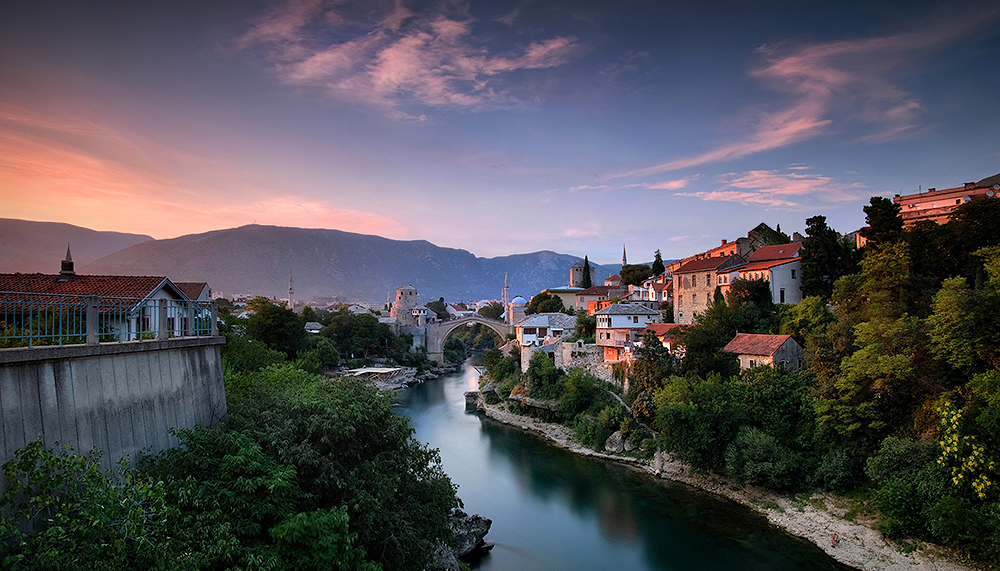 """A Perfect Evening Vol.1"" - Mostar, Bosnia and Herzegovina"