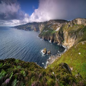 "Ireland 115 - ""The Moment of Silence"" - Slieve League, Co. Donegal"