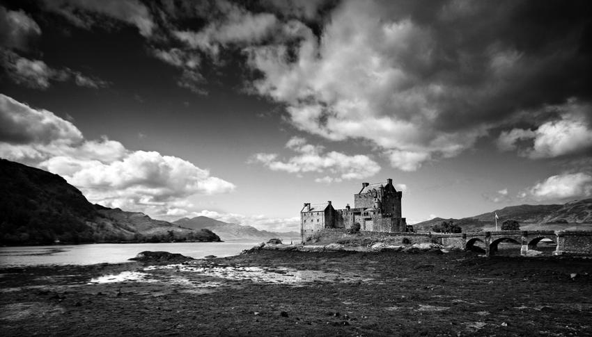 Eilan Donan, Scotland