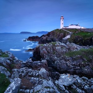"Ireland 75 - ""Deep Blue"", Fanad Head, Co. Donegal"