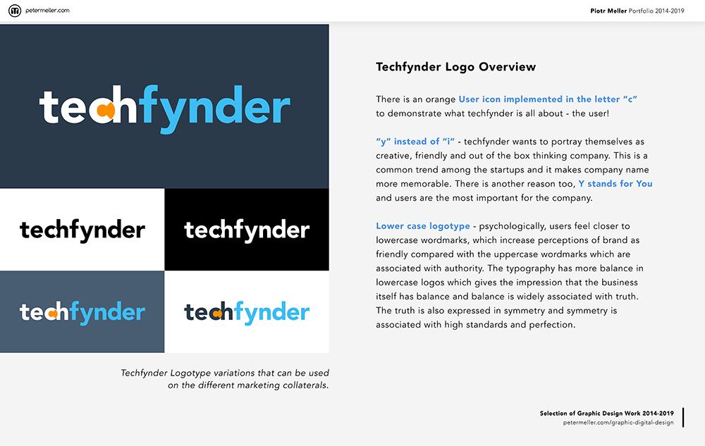 Techfynder Logotype