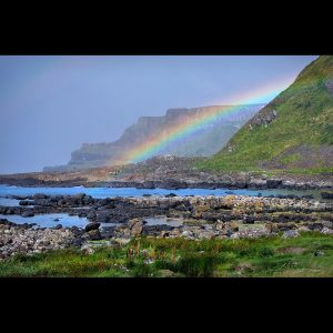 "Ireland 96 - ""Somewhere Under The Rainbow Vol.2"", Giant Causeway, Ulster"