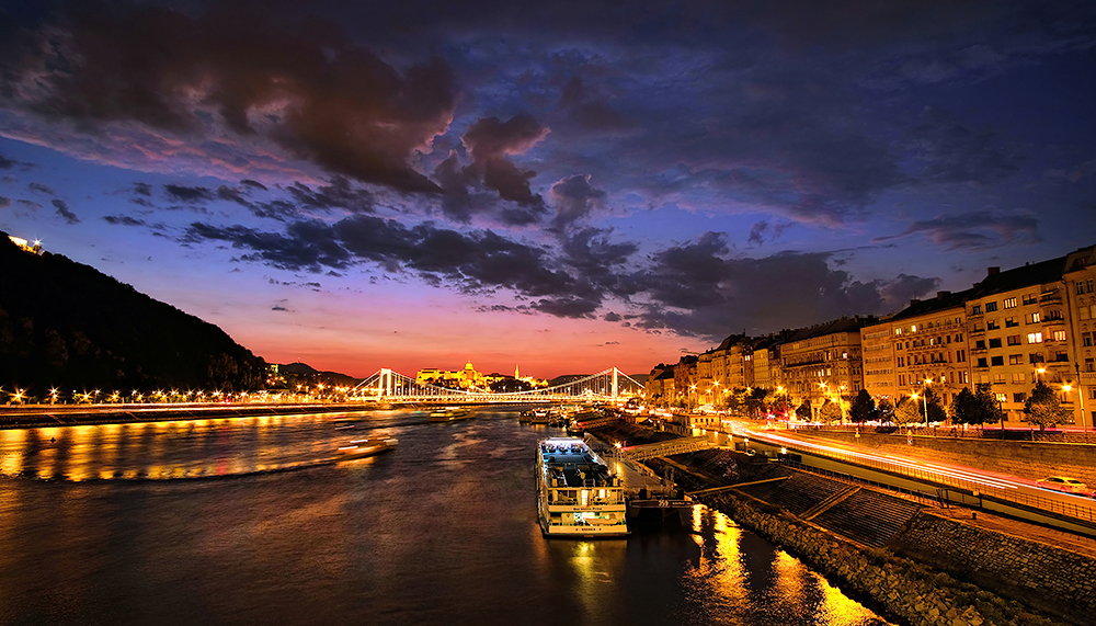 """Big City Nights Vol.2"" - Budapest, Hungary"