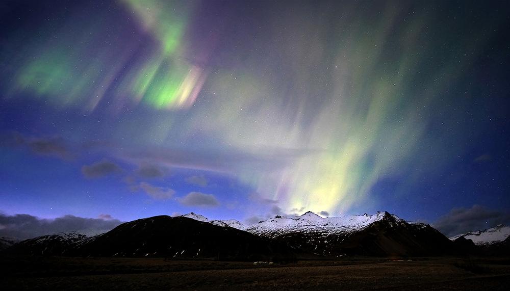 """Supernova"" - Aurora Borealis, Iceland"