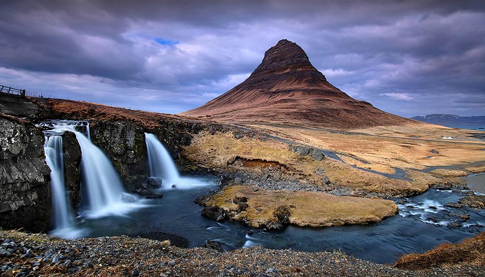 """Panta Rhei"" - Vol.1 - Kirkjufell (463m), Iceland"