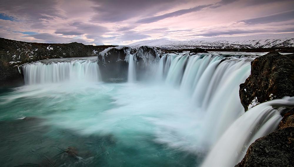 """Panta Rhei"" - Vol.2 - Godafoss, Iceland"
