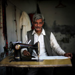 India 13 - Tailor from Varanasi