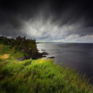 Ireland 21 - Dunluce Castle, Northern Ireland