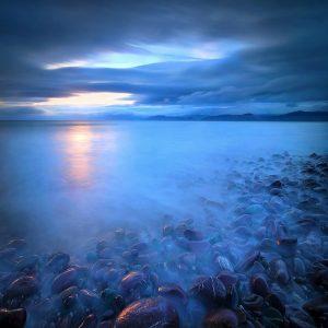 """Ireland 67 - """"Deep Blue"""", Rossbeigh, Co. Kerry"""