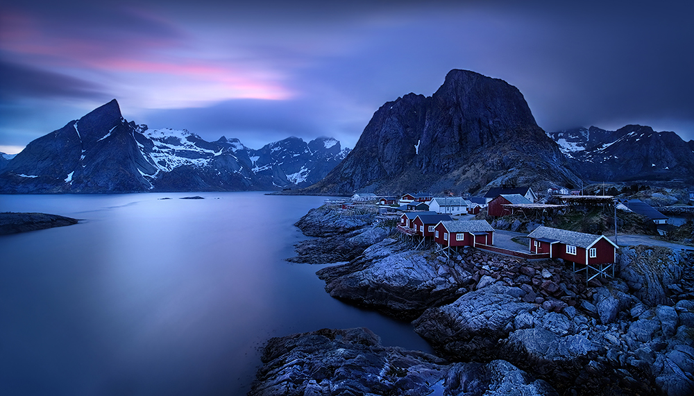 """The Moment of Silence"" - Hamnøy, Norway"