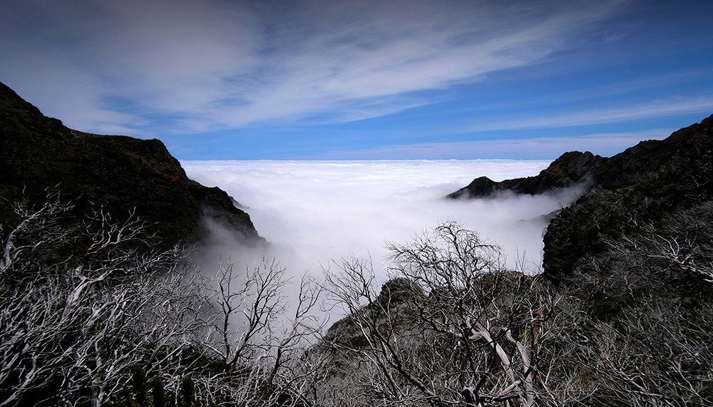 """Above the Clouds"" - Pico do Arieiro, Madeira"