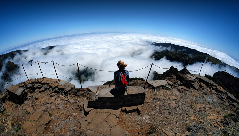 """The Final Proof"" - Pico do Arieiro, Madeira"
