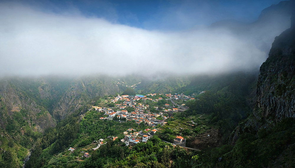 """The Lost City"" - Curral das Freiras, Madeira"