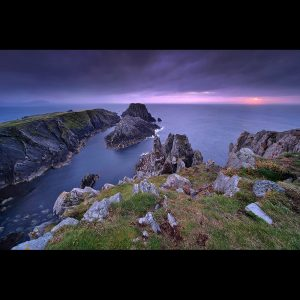 "Ireland 74 - ""Beyond The Horizon"", Malin Head, Co. Donegal"
