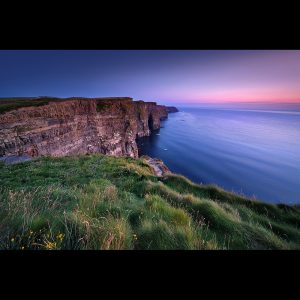 "Ireland 101 - ""Perfect Sunset Vol.3"", Cliffs of Moher, Co. Clare"