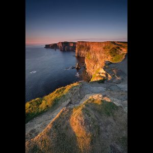 "Ireland 119 - ""Perfect Sunset Vol.7"", Cliffs of Moher, Co. Clare"