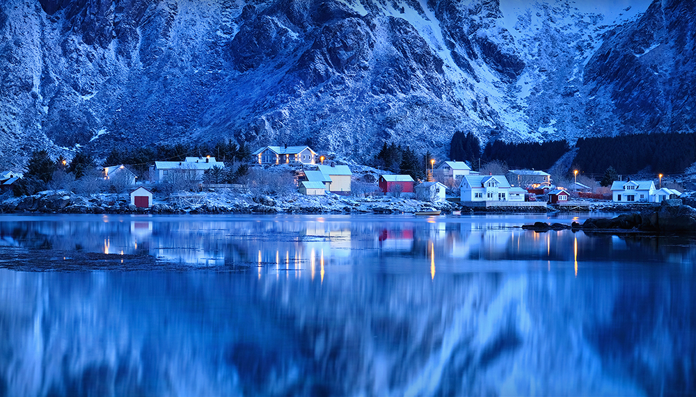 """Frozen"" - Lofoten, Norway"
