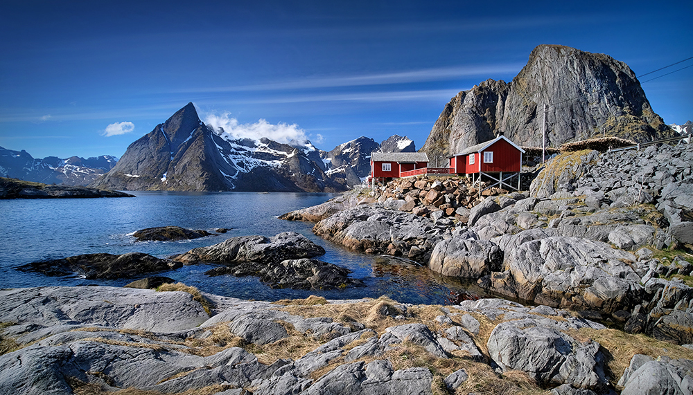 """Nordic Fairy Tale"" - Vol.2 - Lofoten, Norway"