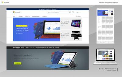 Microsoft Store Portfolio 2014-2018 - P2