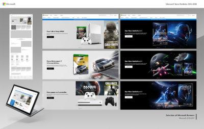 Microsoft Store Portfolio 2014-2018 - P6