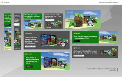 Microsoft Store Portfolio 2014-2018 - P7