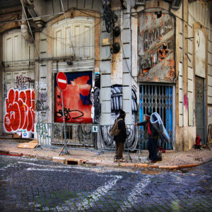 """Portugal13 - """"Street Talk"""""""