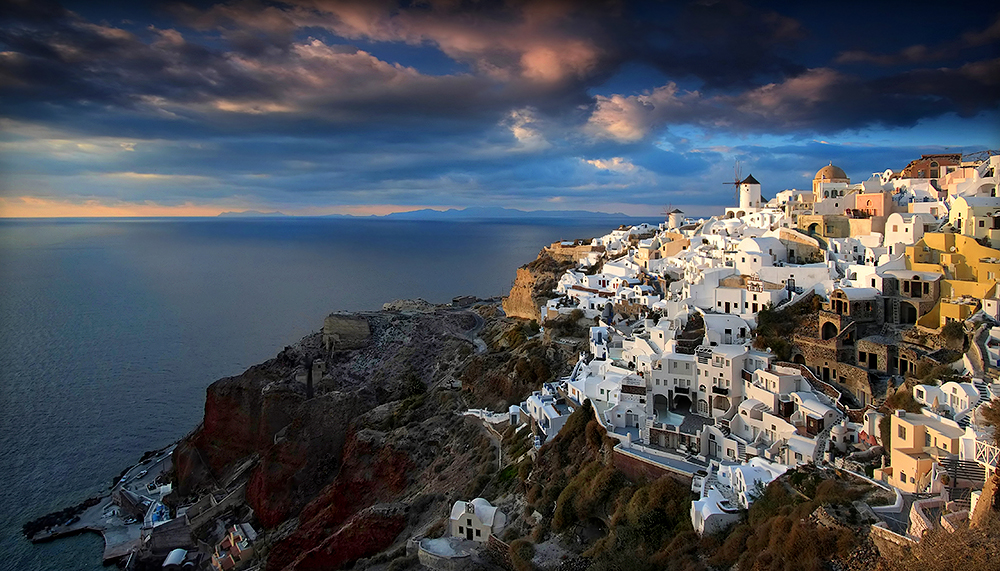 """Magical Island"" - Santorini, Greece"