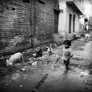 India 19 - Agra Slums 01
