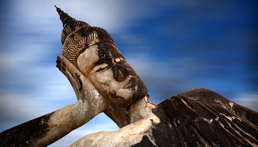 Buddha Park, Laos