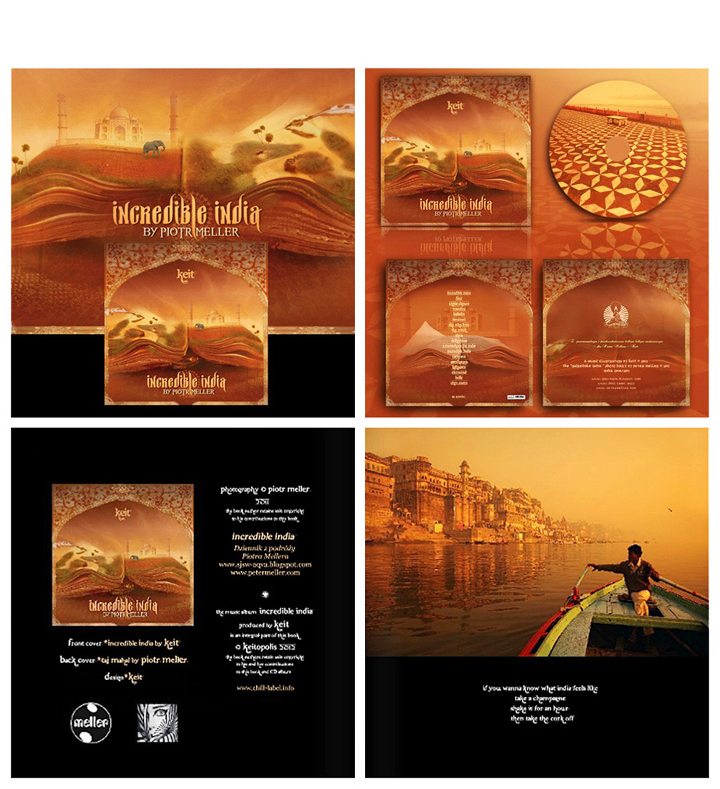 "Incredible India"" – KEIT & Peter Meller"