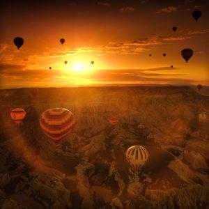 Cappadocia Balloons 01