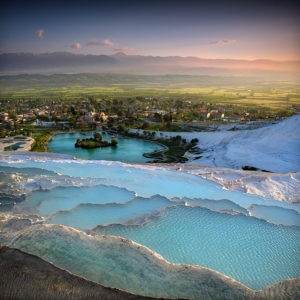 Pamukkale Travertines 02