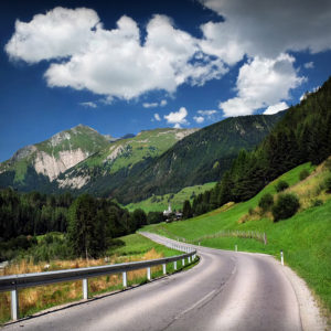 "Austria04 - ""On The Way"""