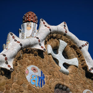 "Catalonia 12 - ""In Gaudis Footsteps"" -Vol.4- Park Güell, Barcelona, Spain"
