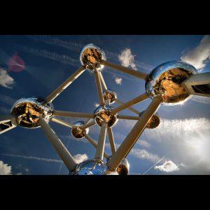 Belgium 01 - Atomium, Brussels