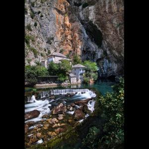 Bosnia and Herzegovina - Blagaj Tekke