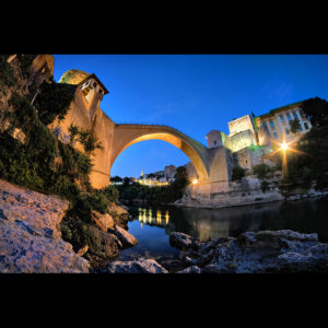 Bosnia and Herzegovina - Stari Most, Mostar