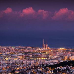 """Catalonia 07 - """"Three Towers"""" - Barcelona, Spain"""