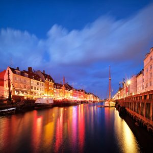 "Denmark - ""Copenhagen by Night Vol.1"""