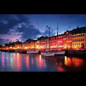 "Denmark - ""Copenhagen by Night Vol.2"""