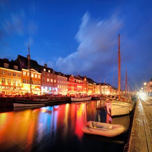 "Denmark - ""Copenhagen by Night Vol.3"""