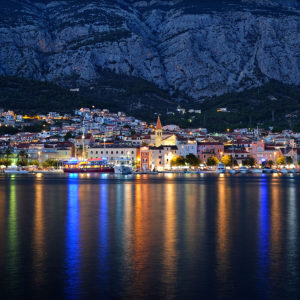 "Croatia - ""Festival of Lights"""