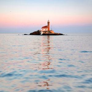 "Croatia01 - ""Temple of Solitude"""