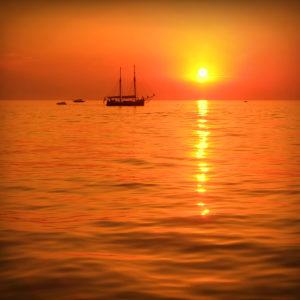 "Croatia02 - ""Staring at the Sun"""