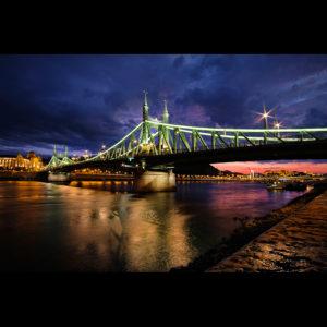 Hungary 01 - Budapest by Night 01